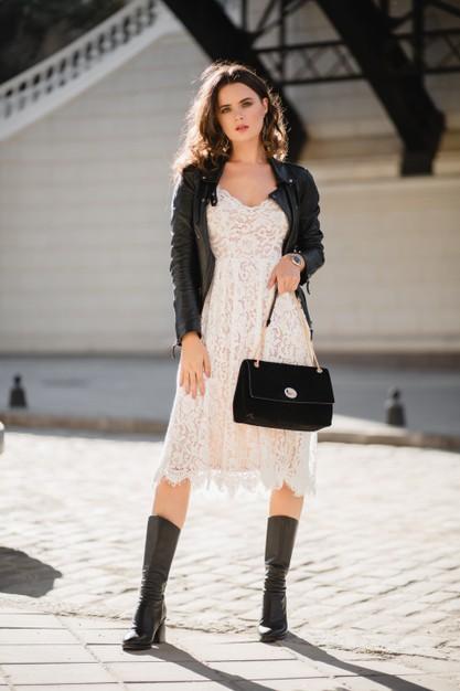 romantikus öltözködési stílus