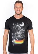 náhled - Unicorn universe férfi póló