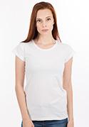 náhled - Szárnyak női póló fehér