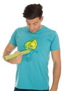 náhled - Hibajavító férfi póló kék