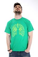 náhled - Gandzsa tüdő férfi póló