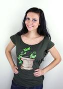 náhled - Lázadó női póló