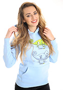 náhled - ChameleON ChameleOFF női pulóver