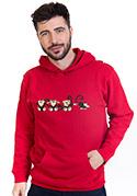 náhled - Majmok férfi pulóver