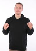 náhled - Férfi pulóver fekete