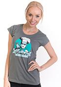 náhled - Hannibálnál női póló