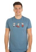 náhled - A gyapjú körforgása férfi póló