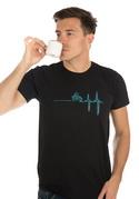 nézet - Coffee help férfi póló