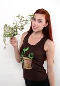 nézet - Lázadó női ujjatlan póló