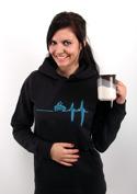 náhled - Coffee help női pulóver