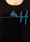 náhled - Coffee help női ujjatlan póló