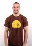 náhled - Méhegyetem férfi póló