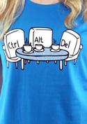 náhled - Elválaszthatatlan haverok női póló