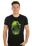 náhled - Green side férfi póló