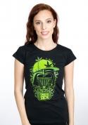náhled - Green side női póló