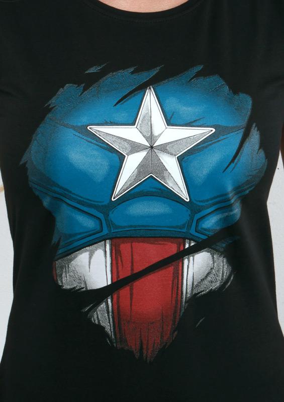 extrém szuperhős pólók