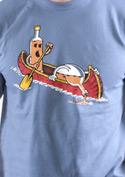 náhled - Rumivók férfi póló