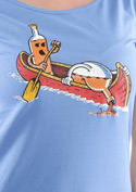 náhled - Rumivók női póló