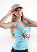 náhled - Rumivók női ujjatlan póló