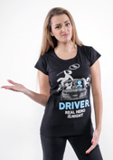 náhled - Driver női póló
