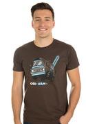 nézet - Obi Van férfi póló