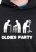 náhled - Oldies party férfi pulóver