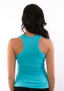 náhled - Hibajavító női ujjatlan póló kék