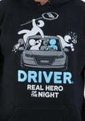 náhled - Driver férfi pulóver