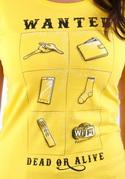náhled - Keresett dolgok női póló