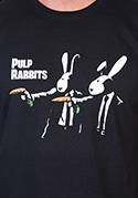 náhled - Pulp Rabbits férfi póló