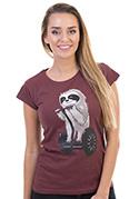 nézet - Lajhár női póló