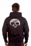 náhled - Halálos telihold férfi pulóver – hát