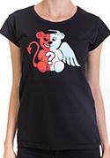 náhled - Angyal vagy ördög női póló