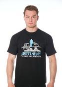 náhled - Absztinens férfi póló