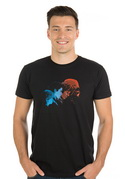 náhled - Vaders evolution férfi póló