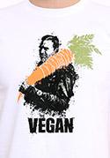 náhled - Vegán férfi póló