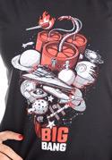 náhled - Big bang női póló