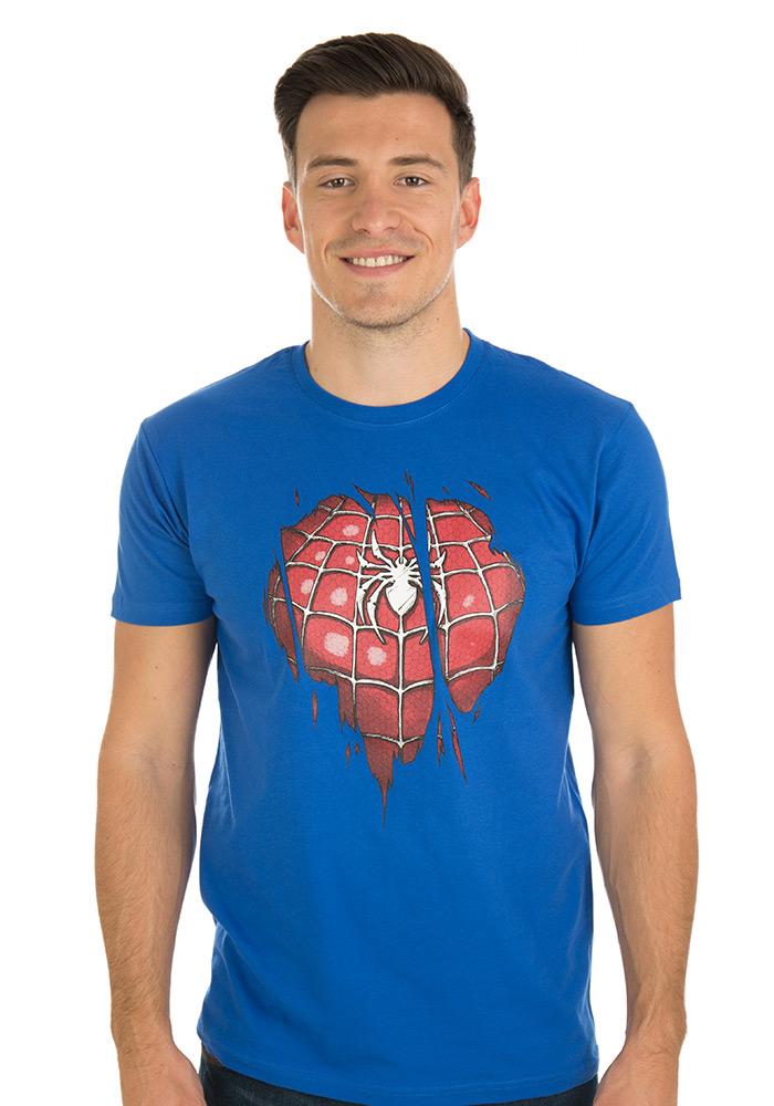 8a923f9cba Spider inside férfi póló   Bastard.hu – vicces pólók