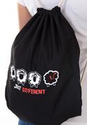 náhled - Fekete bárány hátizsák