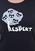 náhled - Tisztelet női póló