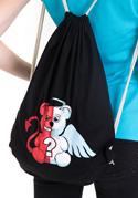 nézet - Angyal vagy ördög hátizsák