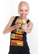 náhled - A Jó, a Rossz és a Banán női ujjatlan póló