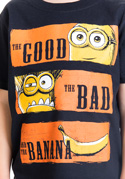 náhled - A Jó, a Rossz és a Banán gyerek póló
