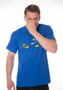 náhled - Baleset férfi póló