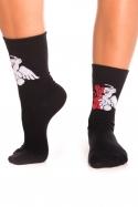 náhled - Angyal vagy ördög zokni
