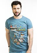 náhled - Veretés férfi póló
