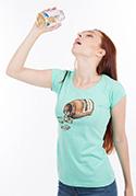 náhled - Music pills női póló