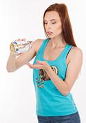 náhled - Music pills női ujjatlan póló