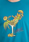 náhled - Cocktail férfi póló