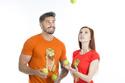 náhled - Arany retriever női póló